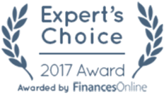 FinancesOnline - Expert's Choice Awards 2017